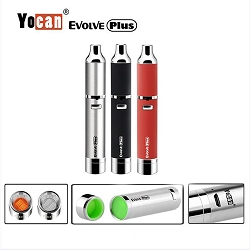 Yocan Evolve Plus (QUARTZ DUAL COIL)